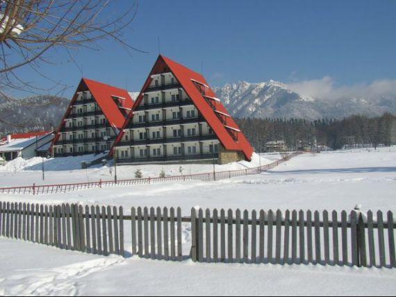 Hotelurile de la munte au fost aproape goale in februarie, in timp ce Ministerul Turismului anunta invazie de turisti