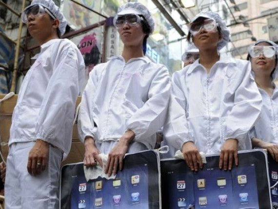 Fabricile secrete pe care Apple le detine in China. Primul reportaj facut vreodata, exclusiv ABC News. VIDEO