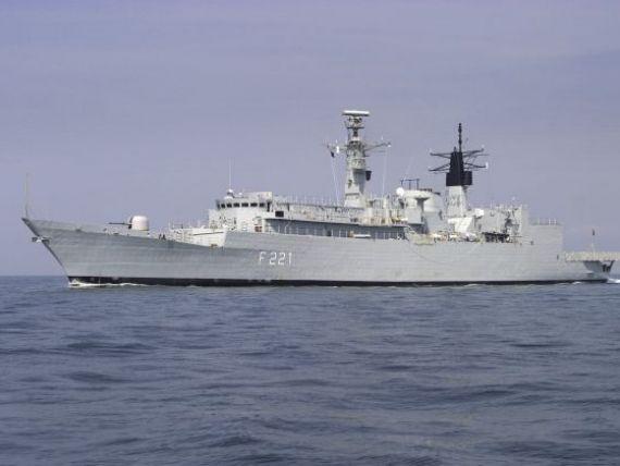 Daewoo schimba macazul. Compania sud-coreeana a incheiat un contract cu Marina britanica pentru patru nave