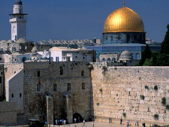 Credinta, destinatie de concediu. Turistii romani cheltuiesc anual peste 25 de milioane de euro pentru pelerinaje in Israel