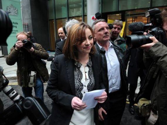 Rupert Murdoch, bun de plata. Cantareata Charlotte Church primeste despagubiri de 710.000 de euro din partea magnatului