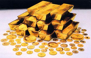 Pretul aurului a atins maximul ultimelor 3 luni