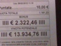 A castigat 14.000 de euro cu doar 10 pariati! Cum a fost posibil