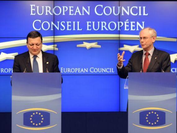 Decizie istorica pentru UE. Liderii europeni semneaza Tratatul de guvernanta fiscala, dar  imblanzesc  sanctiunile aplicate statelor care il incalca