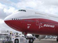 Boeing a lansat cea mai mare aeronava construita. Primul exemplar a fost cumparat deja de o persoana fizica GALERIE FOTO