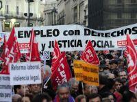 Spania, pe urmele Greciei. Madridul sfideaza CE cu o tinta de deficit de 5,8%, cu mult peste nivelul convenit