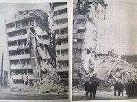 """35 de ani de la cutremurul din 1977: """"Erau mormane de moloz si oameni care scormoneau sa scoata oameni"""""""