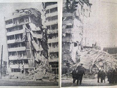 35 de ani de la cutremurul din 1977:  Erau mormane de moloz si oameni care scormoneau sa scoata oameni