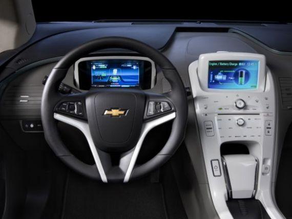 Lumea nu este pregatita pentru masinile electrice. General Motors suspenda productia de Chevrolet Volt