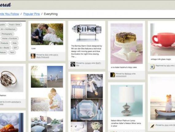 O noua retea de socializare ia avant pe internet. Ce este Pinterest si de ce Facebook ar trebui sa se teama