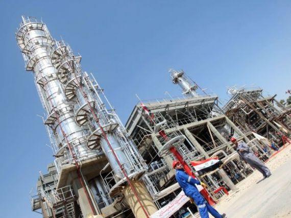Alternativa la petrolul Iranului. Irakul a crescut productia la peste 3 mil. barili pe zi, pentru prima data in peste 30 de ani