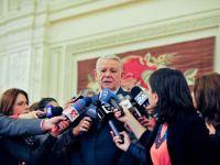 Directorul SIE, Teodor Melescanu, si-a anuntat demisia din Senat