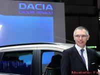 Cea mai noua surpriza de la Dacia, dezvaluita la Geneva. Se va mai lansa un model inainte de Logan 2