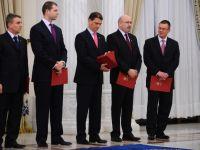 Hotararea Parlamentului de investire a Guvernului Ungureanu, discutata astazi de judecatorii Curtii Constitutionale