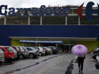 Profitul grupului Carrefour a scazut cu peste 14% anul trecut, la 371 milioane de euro