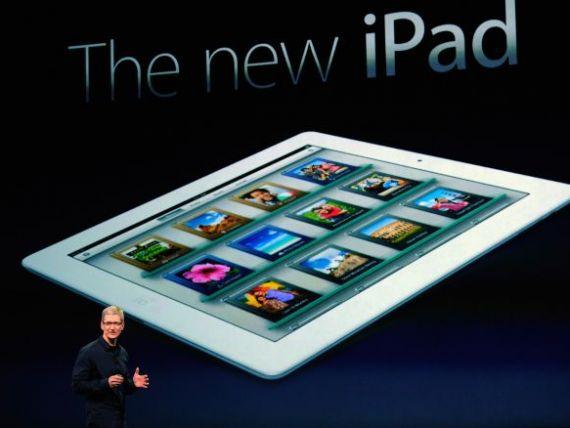Prima reclama la iPad 3.  Este pur si simplu brilianta  VIDEO