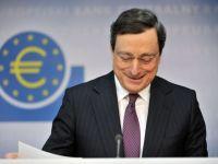 Draghi crede ca am depasit momentul critic al crizei, dar inrautateste prognoza economica