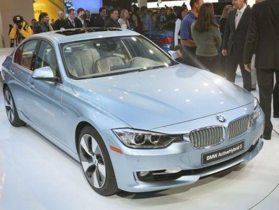 Cu motoarele turate la maxim. Profitul net al grupului german BMW a crescut cu 51% anul trecut