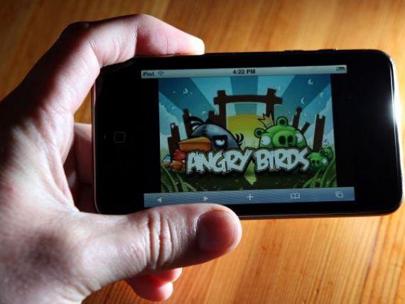 Angry Birds, jocul descarcat de peste 12 milioane de utilizatori, se  catapulteaza  in spatiu, cu ajutorul NASA VIDEO