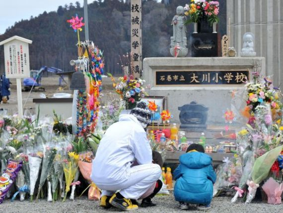 Japonia s-a ridicat dintre daramaturi. Cum s-a simtit cutremurul de 9 grade intr-una din marile economii ale lumii GALERIE FOTO