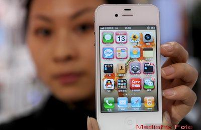 iPhone, zdrobit. Apple ocupa abia locul 5 in topul vanzarilor de smartphone-uri in China