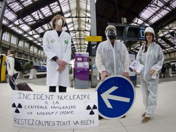 Japonezii vor ca guvernul sa renunte la energia nucleara