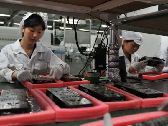 Sfarsitul unei ere. bdquo;Uzina ieftina a lumii  devine un muncitor prea scump pentru statele dezvoltate