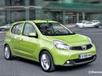 Cum arata masina de 5.000 de euro, noul model pe care il pregateste Dacia FOTO