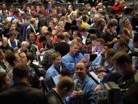 Actiunile europene au inchis in crestere si au marcat cel mai bun trimestru dupa 2006