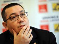 Liderul Opozitiei, Victor Ponta, spune ca Romania este, de astazi, oficial, in recesiune