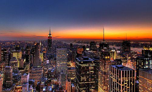 A fost desemnat cel mai important centru de afaceri din lume. Orasul care a lasat in urma Londra, Paris sau Tokyo