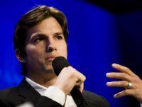 """Viata """"vizionarului"""" de la Apple, subiect de film la Hollywood. Ashton Kutcher va interpreta rolul lui Steve Jobs"""