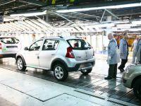Inmatricularile Dacia in Franta au scazut cu 57%, in martie, si cu 31,5%, in primul trimestru, fata de anul trecut