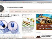 Super-mix media si culinar: Gusturile se discuta pe Foodstory.ro. La Masterchef se prinde gustul competitiei