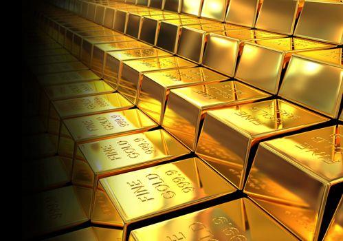Pretul aurului a scazut la minimul ultimelor 3 luni