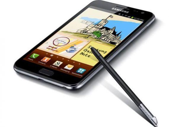 Produsul cu care Samsung a batut Apple. Galaxy Note a adus companiei coreene profituri record