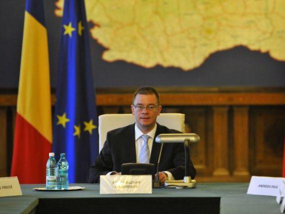 Ungureanu:  Undeva pana in vara sper sa aduc salariile la nivelul anterior, este unul dintre pariuri