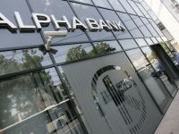 Alpha Bank vrea sa vanda 30% din subsidiarele est-europene, inclusiv pe cea din Romania