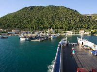 O noua greva a marinarilor greci ameninta transportul din perioada vacantei de Pasti
