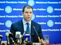 Ministrul Finantelor: Veniturile bugetare vor fi modificate pe parcursul acestui an, dar nu dupa dinamica PIB
