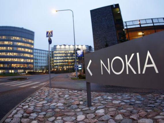 Nokia a avut pierderi de aproape un miliard de euro in primul trimestru