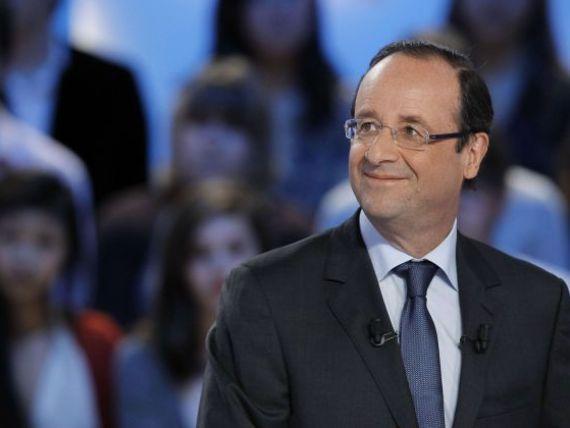Francezii isi aleg presedintele. Fran ccedil;ois Hollande, favoritul la titlu:  Viitorul sef de stat trebuie sa fie opusul lui Sarkozy