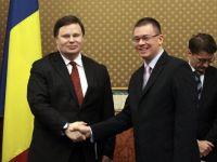 Prima confuntare a premierului Ungureanu cu FMI. Delegatia Fondului incepe marti a cincea evaluare a acordului cu Romania