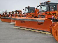 CNADNR da 11 milioane euro pe 256 de autoutilitare pentru intretinerea drumurilor