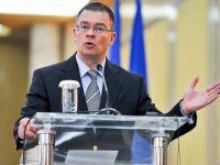 Ungureanu cere prelungirea termenului de dezbatere publica a legii privind casele nationalizate