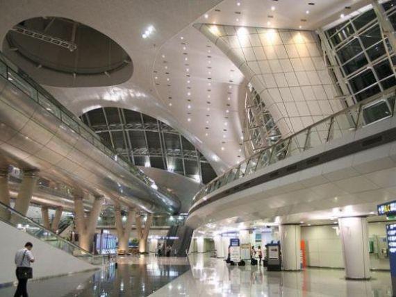 Au fost desemnate cele mai bune aeroporturi din lume in 2012. Cine a iesit castigator in Europa de Est GALERIE FOTO