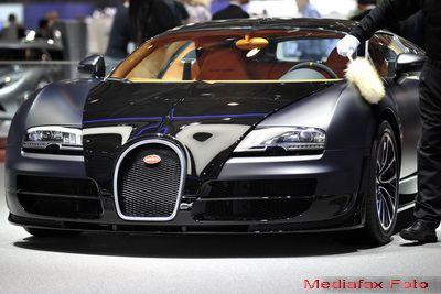 Cele mai rapide masini din lume in 2012. Ce model atinge 430 kilometri/ora si costa cat un penthouse in New York GALERIE FOTO