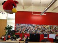 Compania cu cel mai ingenios sediu din Silicon Valley. Angajatii se bucura de bazin de inot, propriul parc si loc de joaca GALERIE FOTO