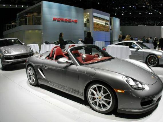 Porsche, Maserati si Bentley, in zonele desertice ale Chinei. Producatorii de masini de lux vor sa cucereasca orasul lui Ginghis Han