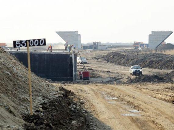 Nici autoritatile nu stiu cati kilometri de autostrada au fost construiti anul trecut: 18 sau 55?